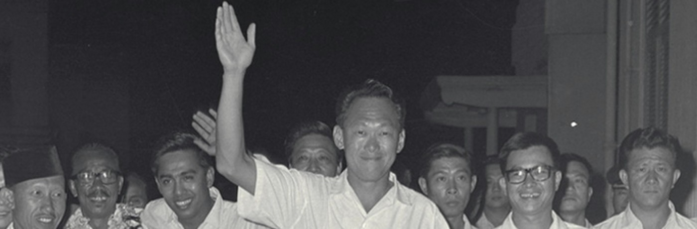 Passing of Singapore's Founding Prime Minister, Mr Lee Kuan Yew