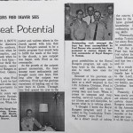 An Article from the Pentecost Evangel (US) 1968. Photo via John Vazquez